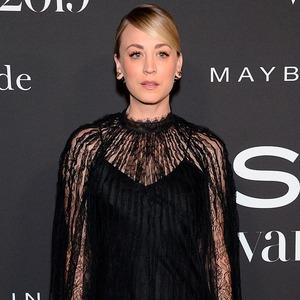 Kaley Cuoco, 2019 InStyle Awards, Arrivals, Fashion Police Widget