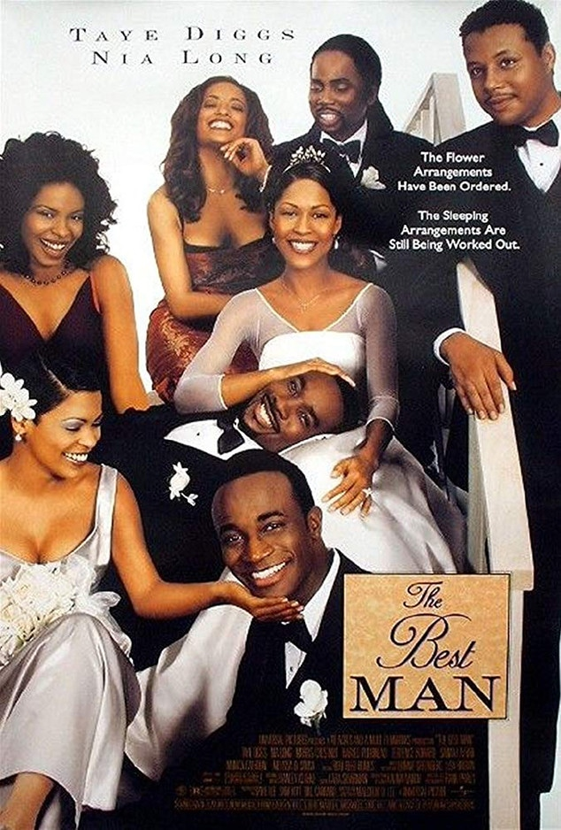 The Best Man, Movie Poster
