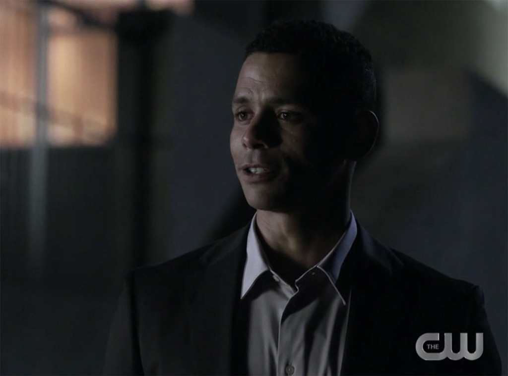 Arrow, Charlie Barnett