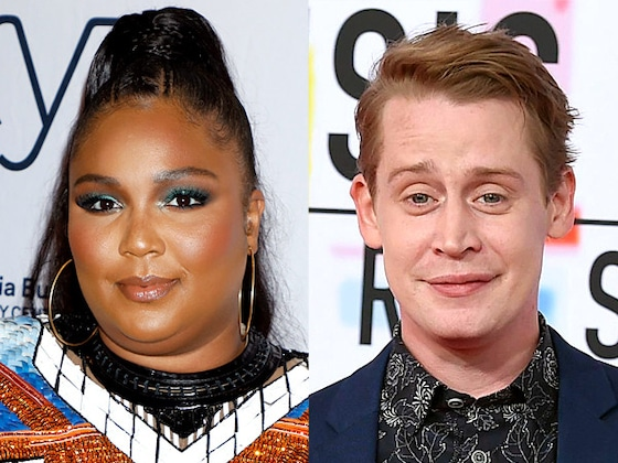 Lizzo and Macaulay Culkin Are the Dancing Duo We Never Knew We Needed