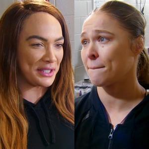 Nia Jax, Ronda Rousey, Total Divas 904