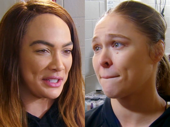 "Will Ronda Rousey Accept Nia Jax's Apology for Calling Her ""Disrespectful"" on <i>Total Divas</i>?"