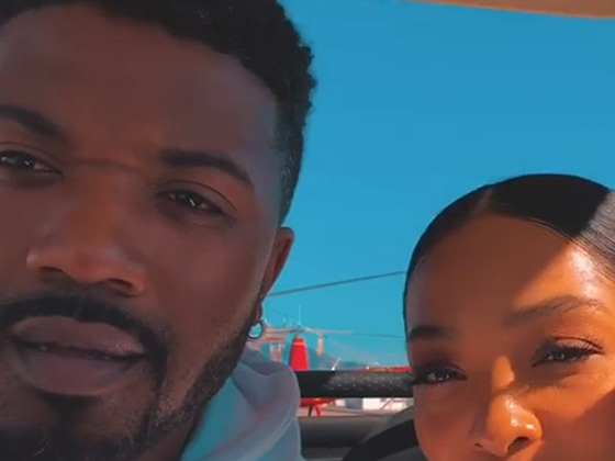 Watch Ray J and Princess Love Take Gender Reveals to New Heights