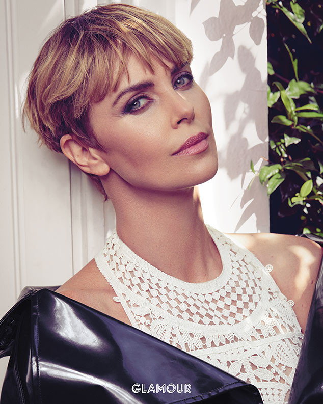 Charlize Theron, Glamour, Woman of the Year 2019