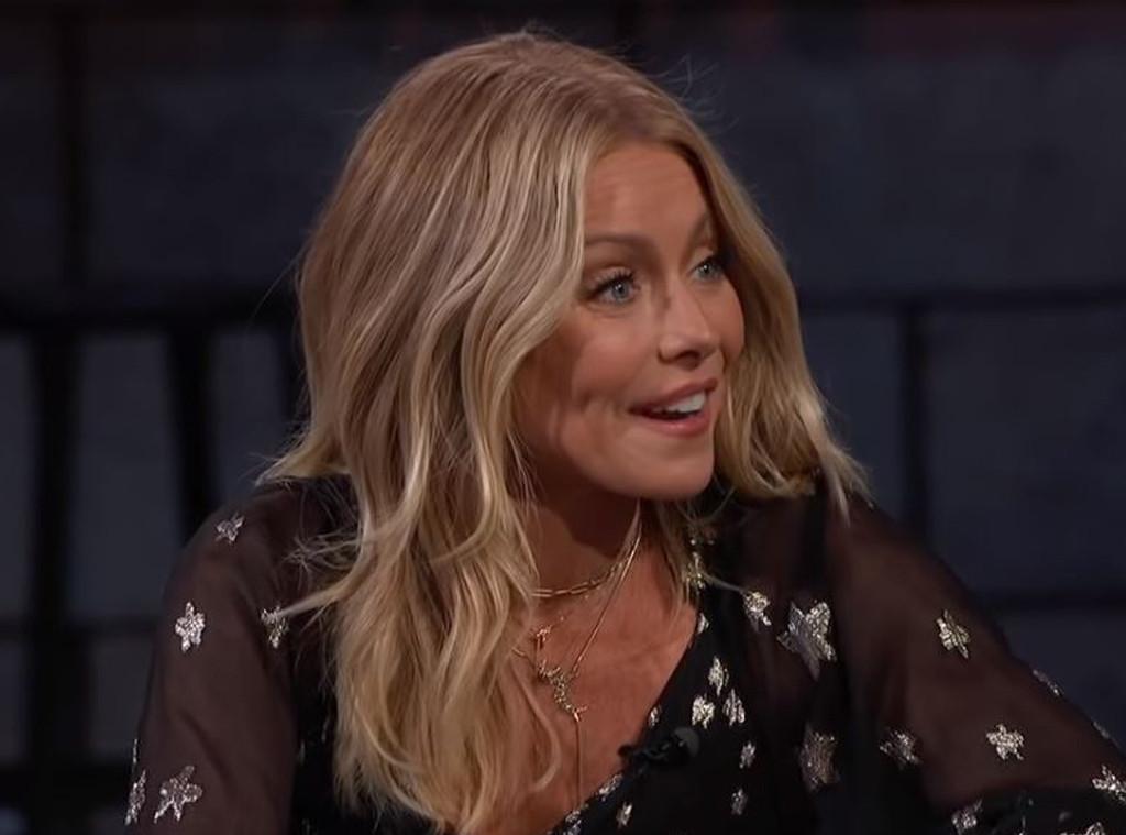 Kelly Ripa, Jimmy Kimmel Live! 2019