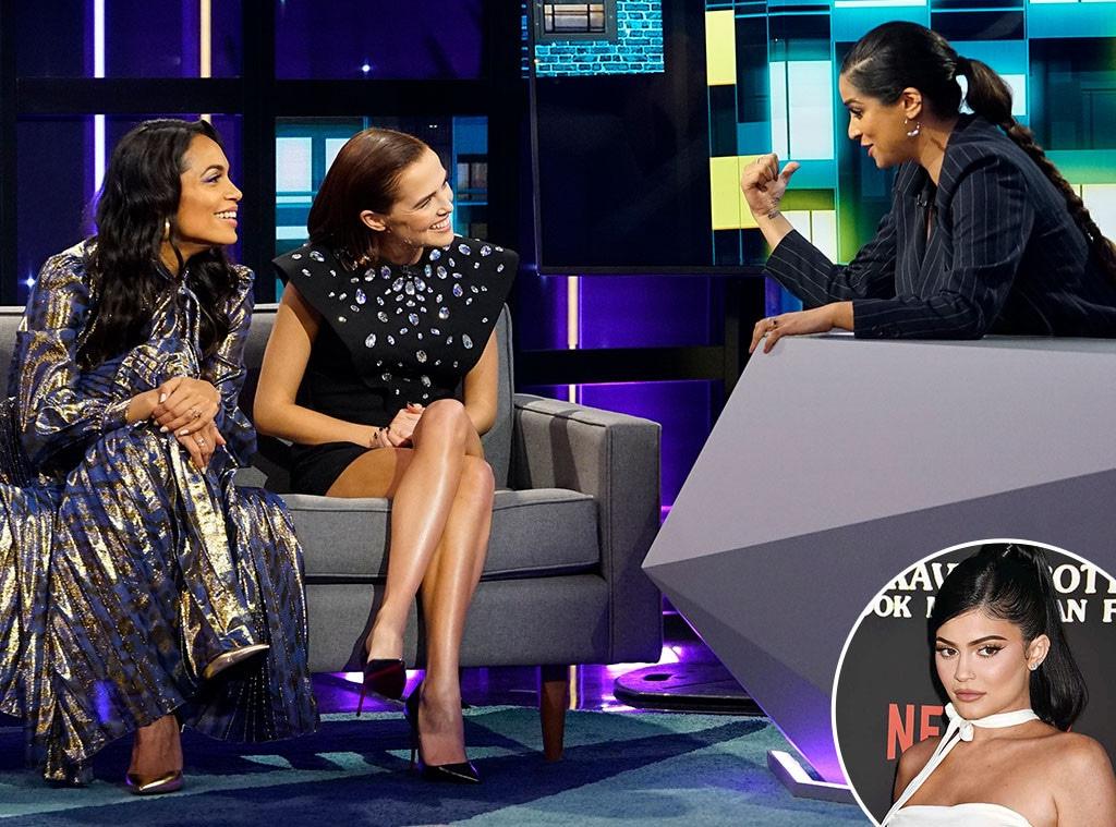 Rosario Dawson, Zoey Deutch, Lilly Singh, Kylie Jenner