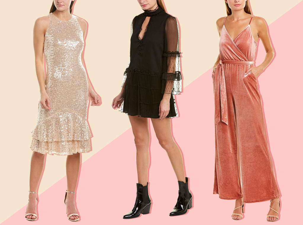 EComm: 70% Off Holiday Party Dresses & Jumpsuits