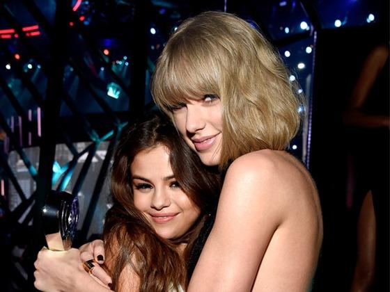 Taylor Swift no podía dejar de opinar sobre la nueva canción de Selena Gómez
