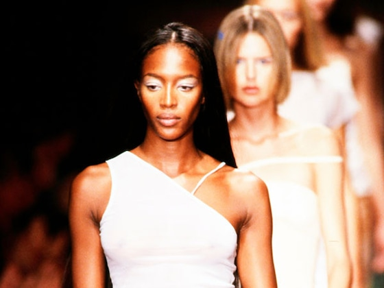 """Naomi Campbell Recalls Being the """"Only Black Model in a Show of 70 Girls"""""""