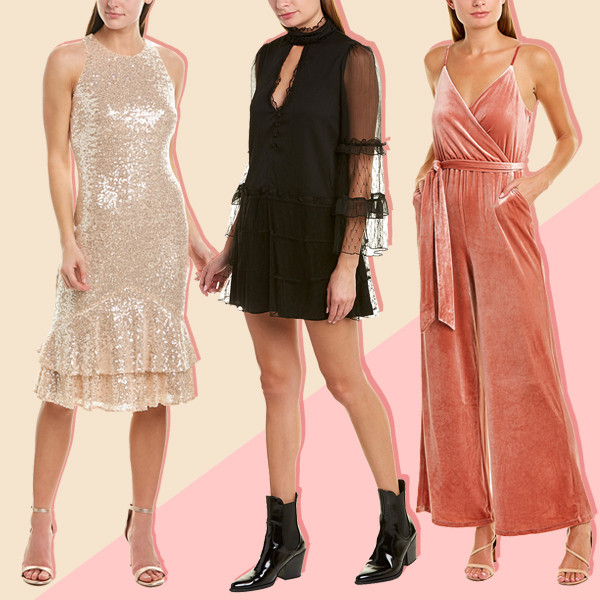 Holiday Party Dresses Jumpsuits We Love—Now 70% Off