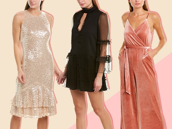 Holiday Party Dresses & Jumpsuits We Love—Now 70% Off