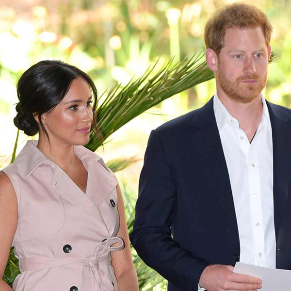 Meghan Markle and Prince Harry File to Trademark Their Charity