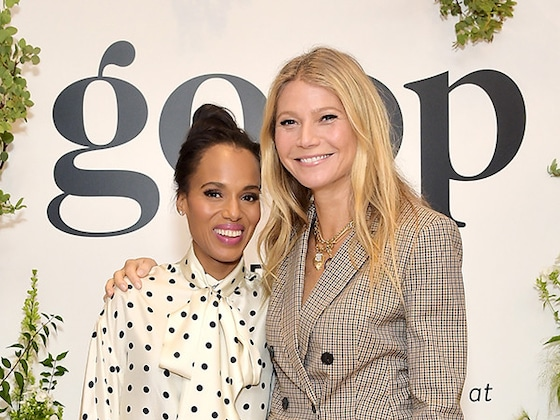 Kerry Washington and Gwyneth Paltrow Spill Secrets From Their High School Days