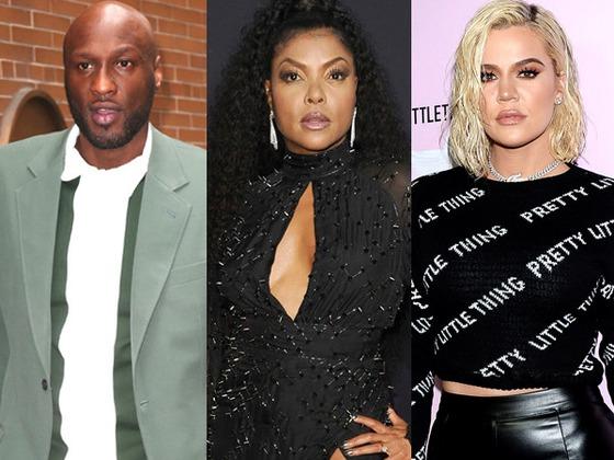 Lamar Odom Reveals He Left Taraji P. Henson to Date Khloe Kardashian