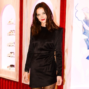 Katie Holmes, Nordstrom NYC Opening