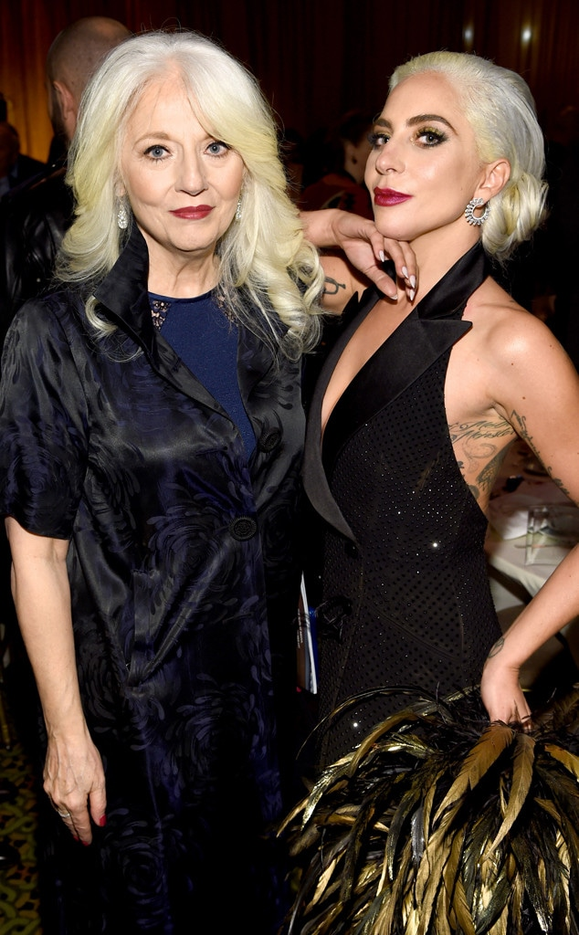 Lady Gaga, Cynthia Germanotta