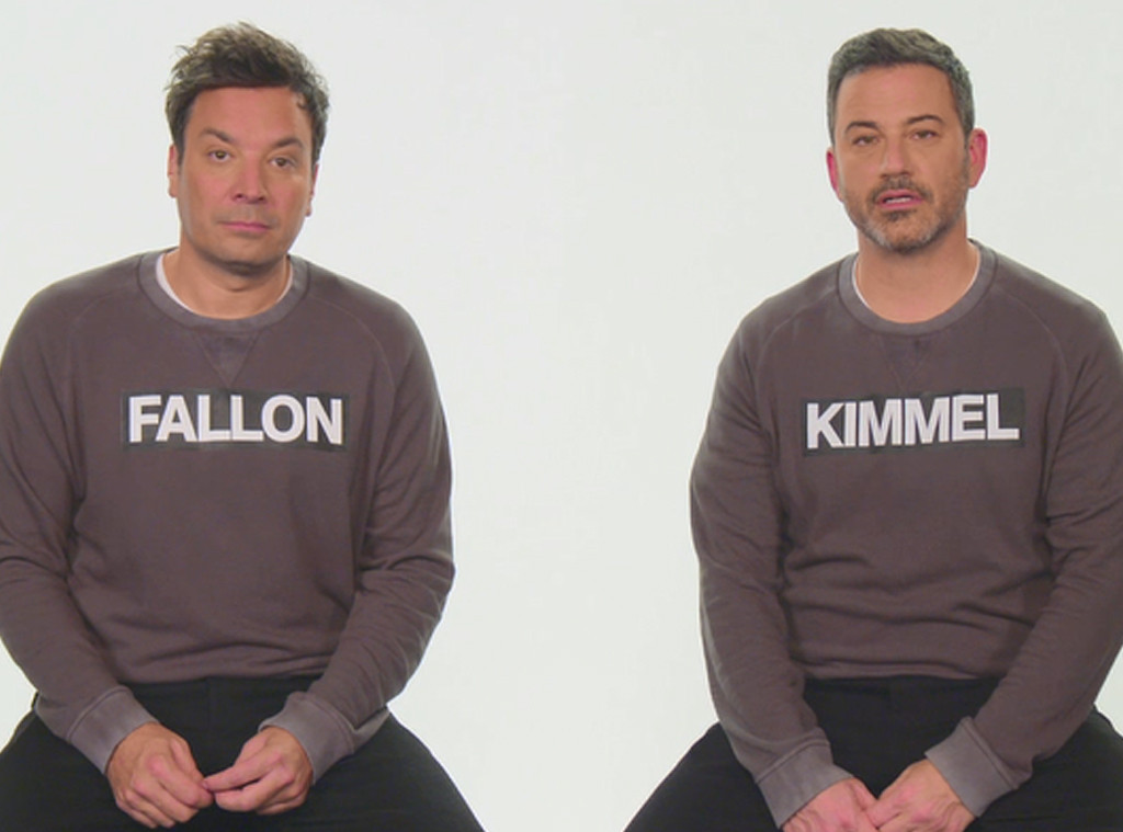 Jimmy Fallon, Jimmy Kimmel, Jimmy Kimmel Live