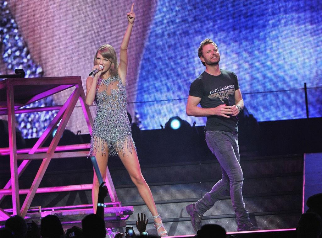 Taylor Swift, Dierks Bentley
