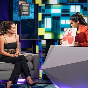 Lea Michele, A Little Late With Lilly Singh, Lilly Singh