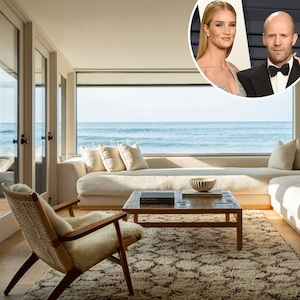 Jason Statham, Rosie Huntington-Whiteley, House