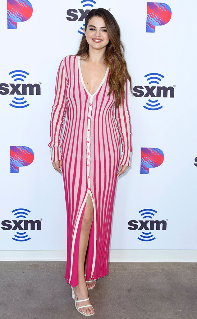 Selena Gomez, Fashion Police widget