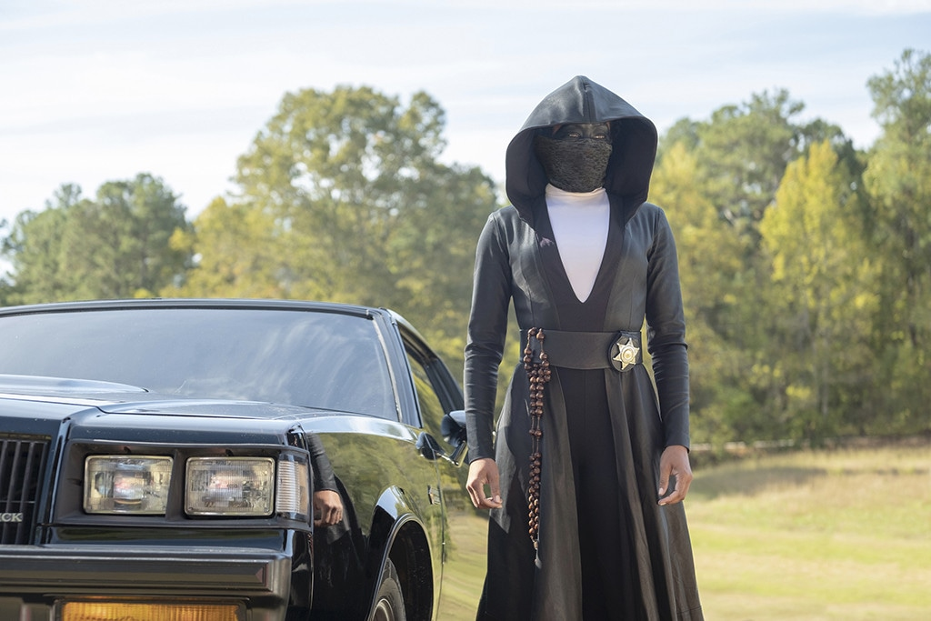 Watchmen, Regina King
