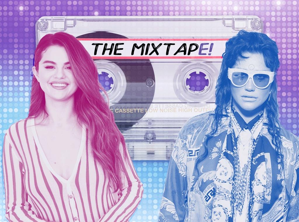 The MixTapE!, Selena Gomez, Kesha, Ke$ha
