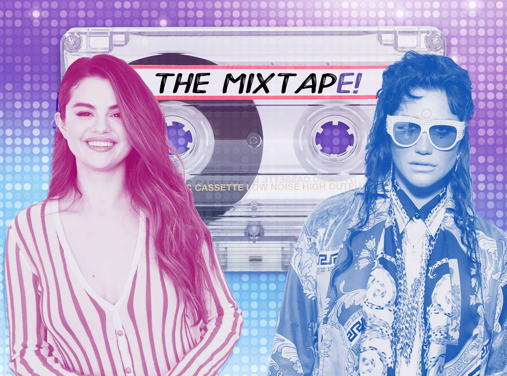 The MixTapE!, Selena Gomez, Kesha, Ke$ha