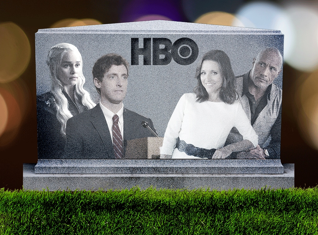 Why 2019 Was the Year That Everything Changed for HBO, GoT, Silicon Valley, VEEP, Ballers