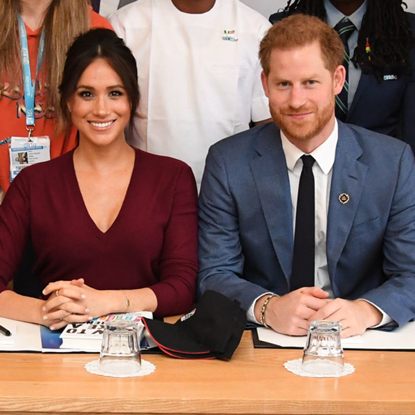 Meghan Markle and Prince Harry May Have a Production Company in Their Future