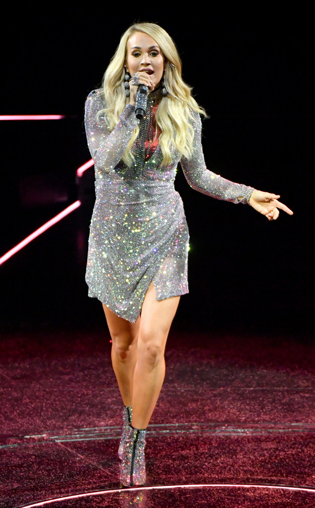 Carrie Underwood S Mom Proved She S An American Idol With Epic