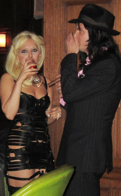Lady Gaga love life - Luc Carl