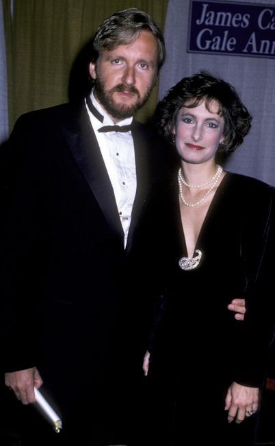 James Cameron, Gale Anne Hurd
