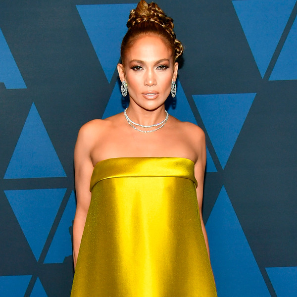 Jennifer Lopez Reveals Her ''Favorite Teenager'' in Heartfelt Post 13
