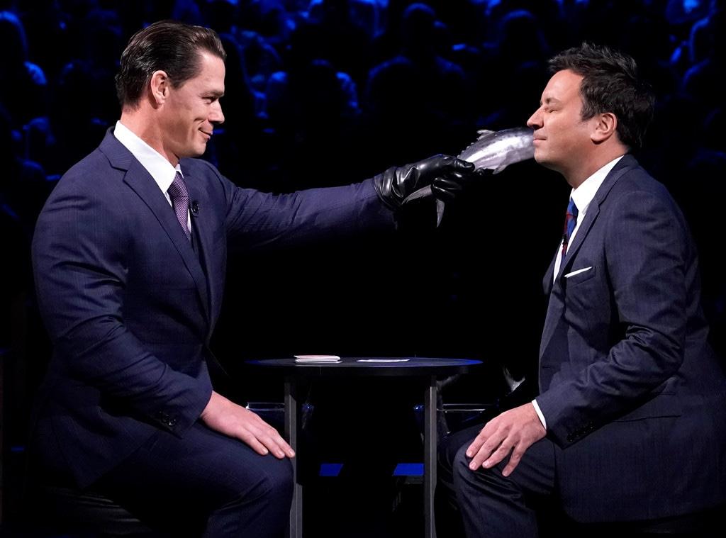 John Cena, The Tonight Show Starring Jimmy Fallon 2019