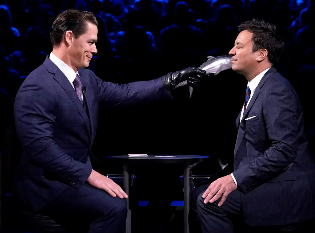 John Cena, The Tonight Show Starring Jimmy Fallon 2019