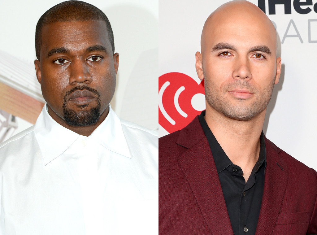 Kanye West, Mike Caussin