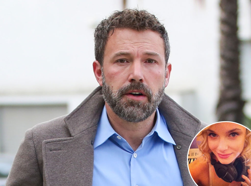 Ben Affleck, Katie Cherry