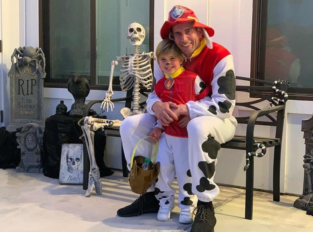 Tarek El Moussa, Halloween 2019