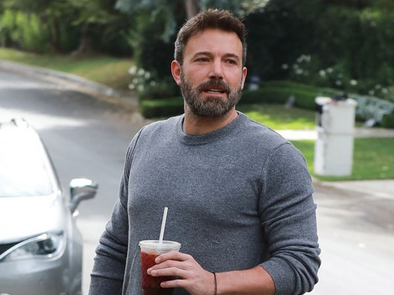 Ben Affleck's Daughter Couldn't Believe He Was Invited to Co-Stars' Group Chat