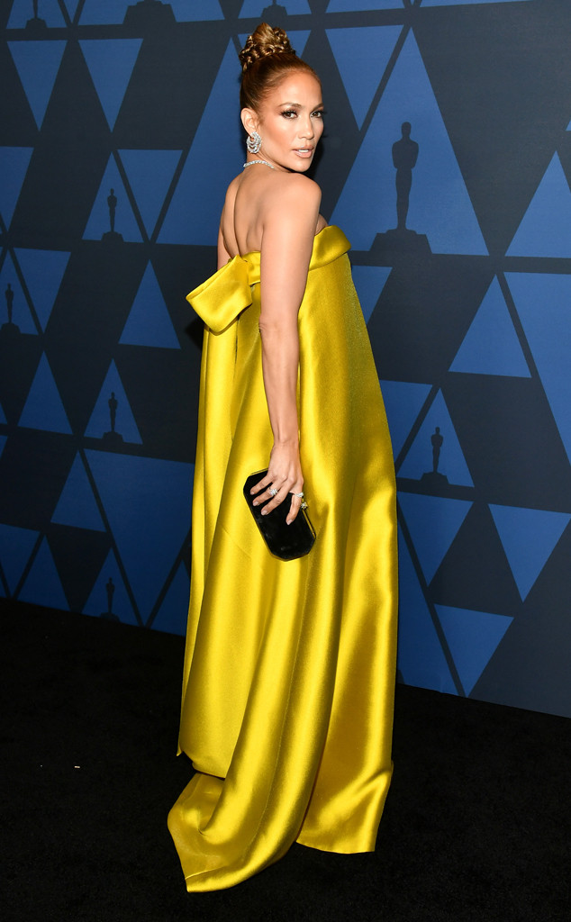 Jennifer Lopez, 2019 Governors Awards