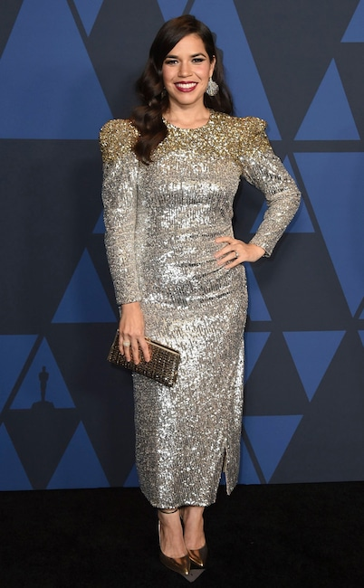 America Ferrera, 2019 Governors Awards