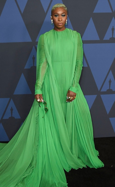 Cynthia Erivo, 2019 Governors Awards