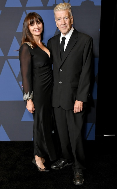 David Lynch, Emily Lynch, 2019 Governors Awards