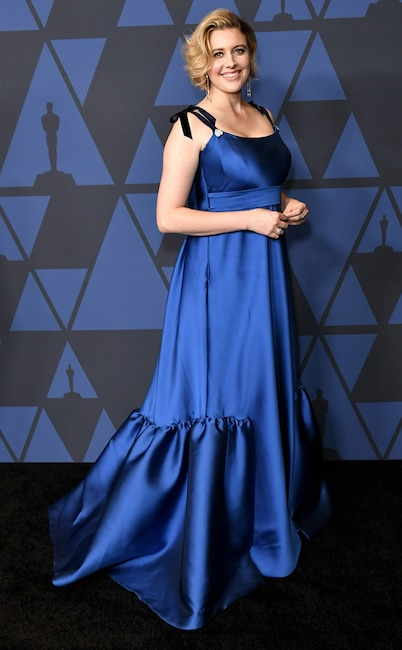Greta Gerwig, 2019 Governors Awards