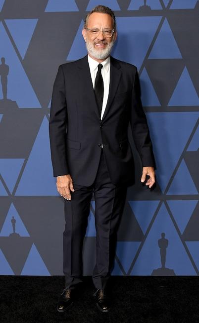 Tom Hanks, 2019 Governors Awards