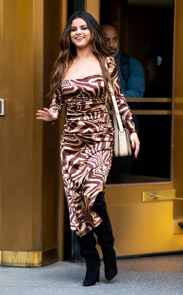 Photos From Selena Gomez S Best Looks E Online