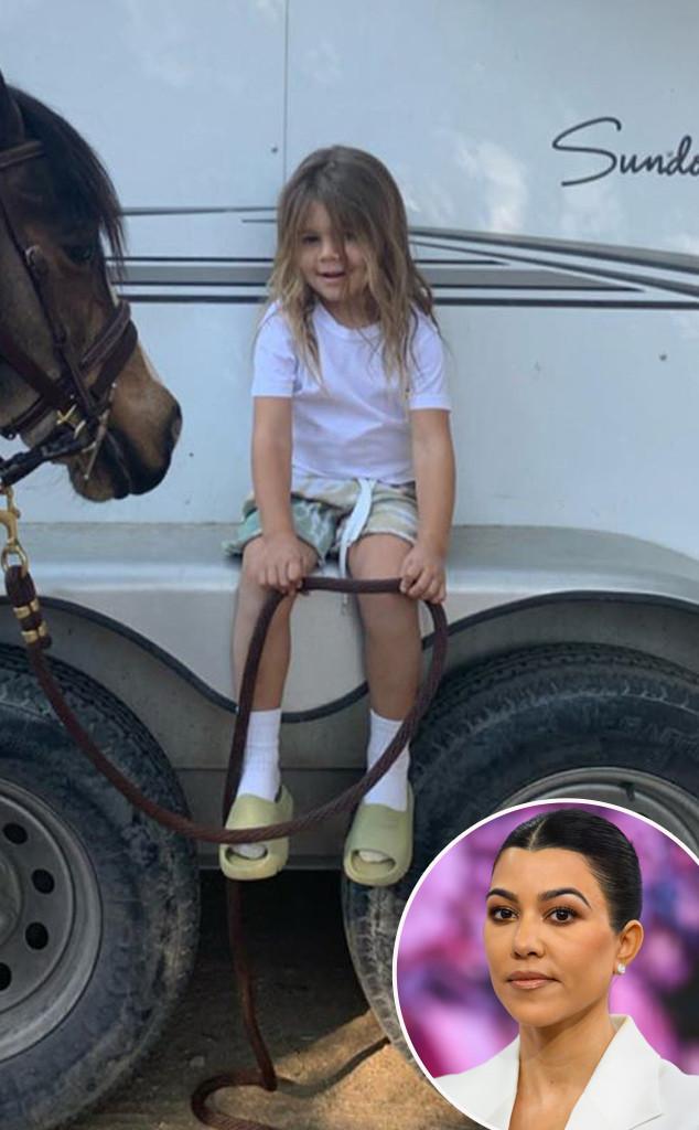 Reign Disick, Kourtney Kardashian