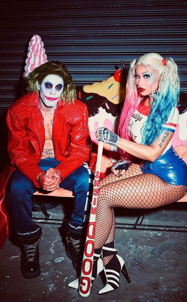 Nicki Minaj, Kenneth Petty, Halloween Costume