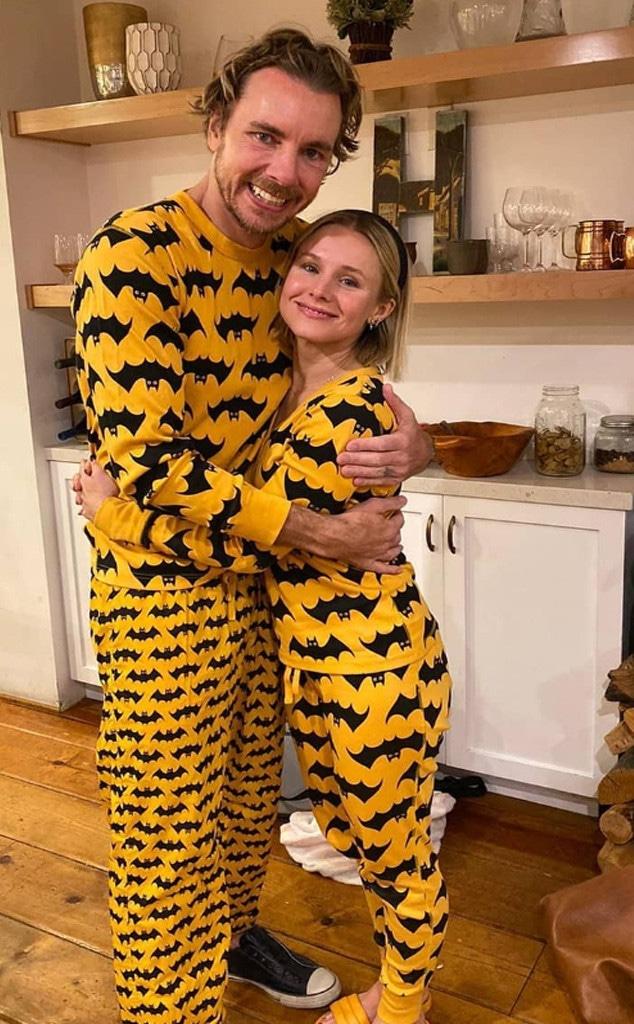 Kristen Bell, Dax Shepard, Halloween 2019